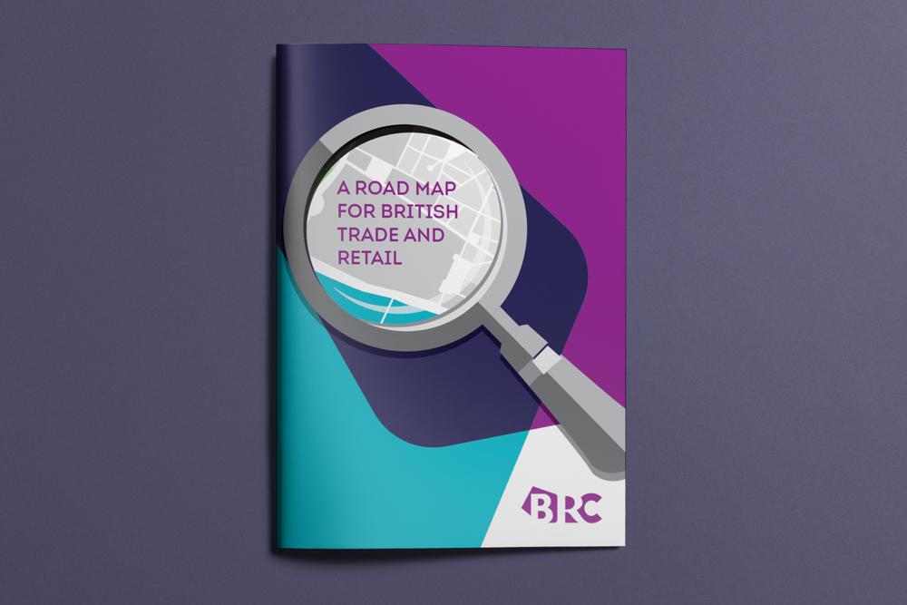 BRC Report design document